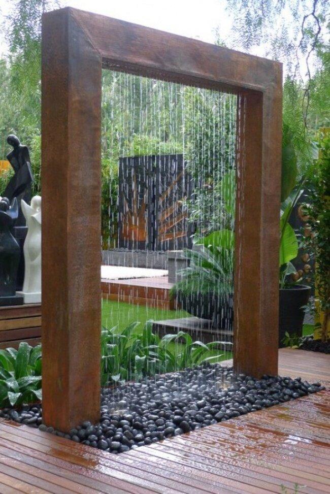 Построить душ на даче фото