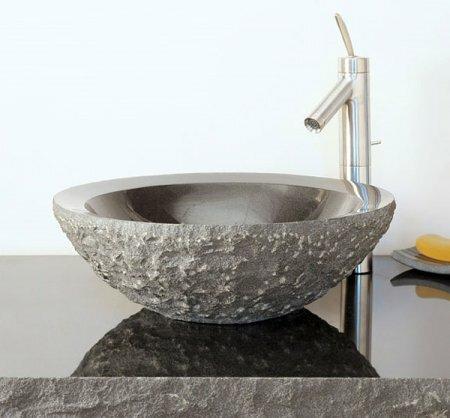 Мойка для ванной из натурального камня