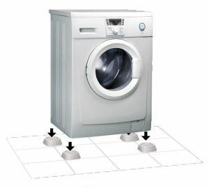 Антивибрационная подставка для стиральной машины своими руками